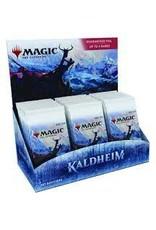 Wizards of the Coast Preorder MTG: Kaldheim Set Booster Box