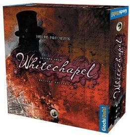 Fantasy Flight Games Letters from Whitechapel Revised Edition