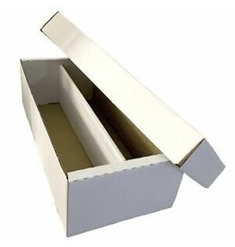 BCW Cardboard Shoe Box 1600 (Pickup only)