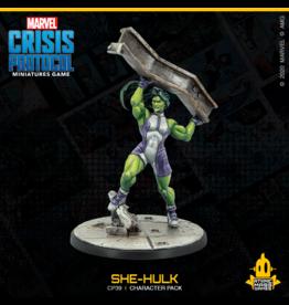 Atomic Mass Games Marvel Crisis Protocol She Hulk