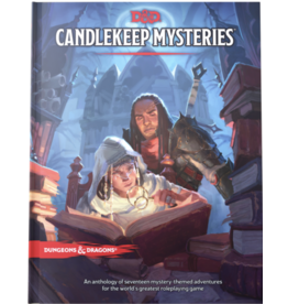 Wizards of the Coast Preorder D&D 5E Candlekeep Mysteries