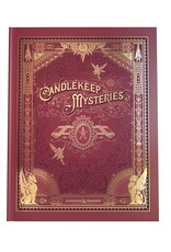 Wizards of the Coast Preorder D&D 5E Candlekeep Mysteries Alt cover
