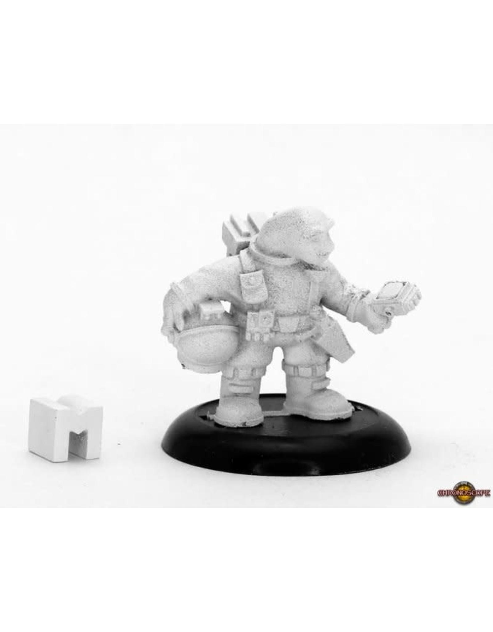 Reaper Miniatures Argamite Explorer