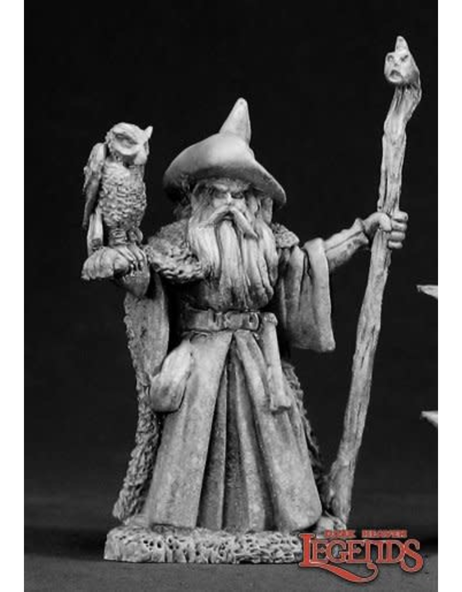 Reaper Miniatures Amathor, Arch Mage