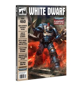Games Workshop White Dwarf Monthly 460 January 2021