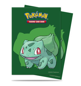 Ultra Pro Pokemon TCG: Bulbasaur Deck Protector Sleeves 65ct