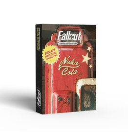 Modiphius Fallout: Wasteland Warfare - Enclave Wave Card Exp. Pack