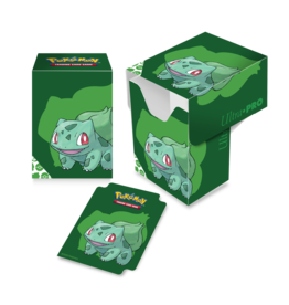 Ultra Pro Pokemon TCG: Bulbasaur Full View Deck Box
