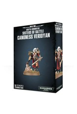 Games Workshop Adepta Sororitas: Canoness Veridyan