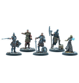 Modiphius Elder Scrolls: Call to Arms - Imperial Officers