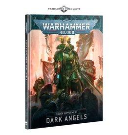 Games Workshop CODEX: DARK ANGELS 9th Ed