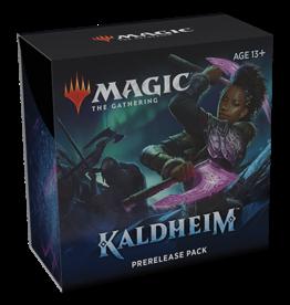 Wizards of the Coast MTG Kaldheim Prerelease box