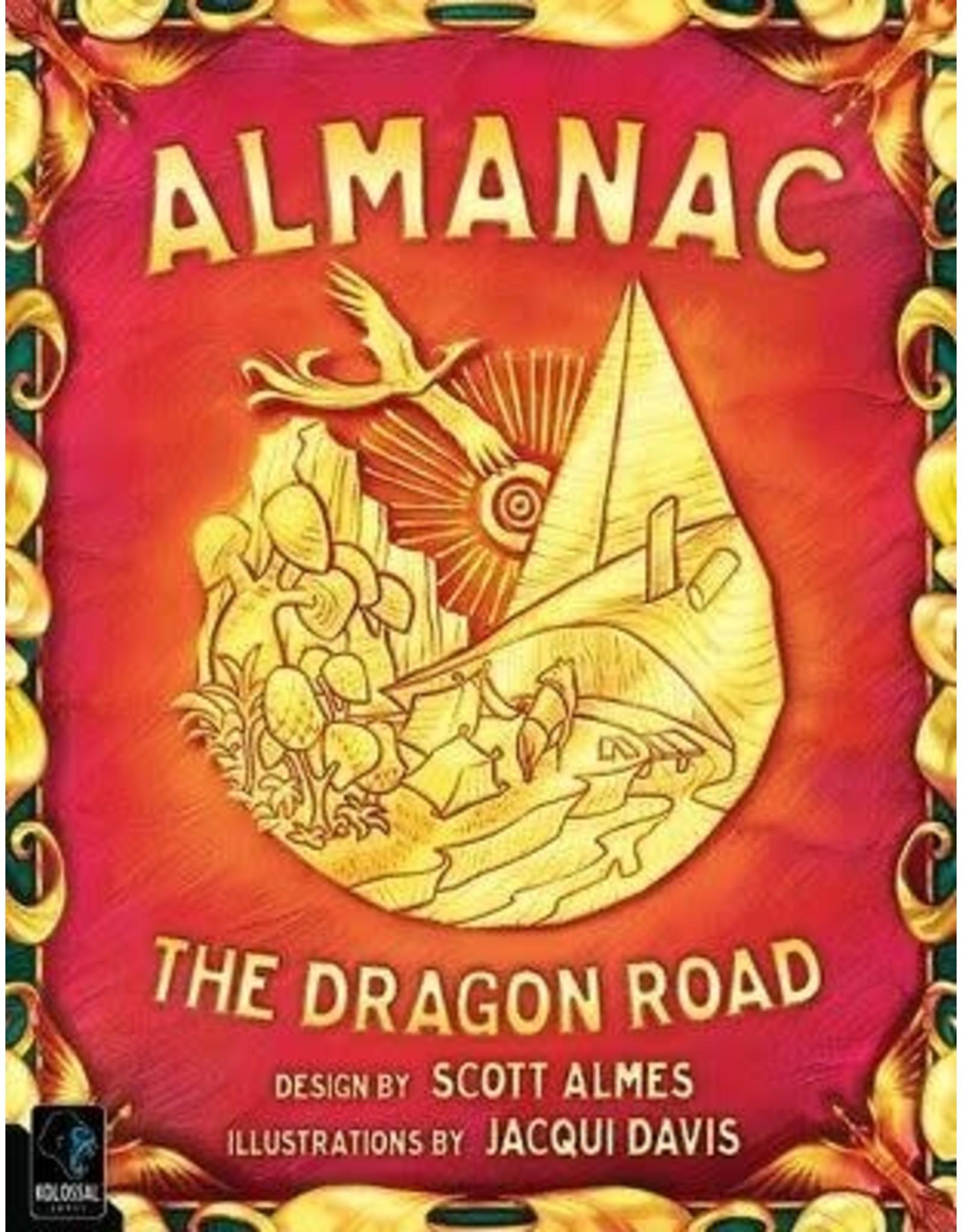 Almanac: The Dragon Road