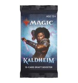 Wizards of the Coast MTG: Kaldheim Draft Booster
