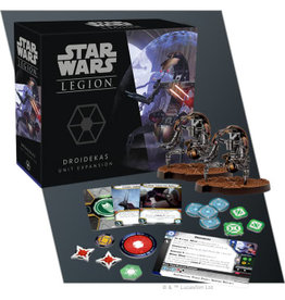 Fantasy Flight Games Star Wars Legion Droidekas Unit Expansion