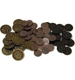 Sword & Sorcery: Metal Coins Accessory