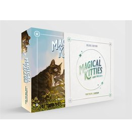 Atlas Games Magical Kitties Save the Day Deluxe Edition