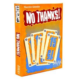 Z-Man Games No Thanks!