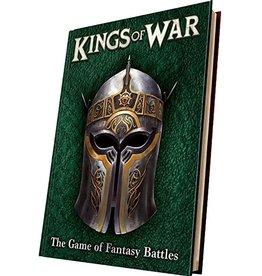 Kings of War: 3rd Edition - Rulebook