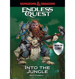 Random House Dungeons & Dragons RPG: An Endless Quest Adventure - Into the Jungle (Softcover)