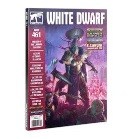 Games Workshop White Dwarf Monthly 461 Feb 2021