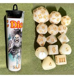 Goodman Games DCC Dice Skeleton-Saint
