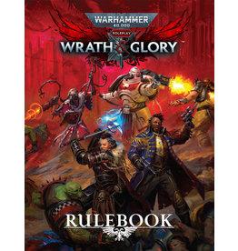 Wrath and Glory Rulebook