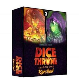 Dice Throne: Season 1 Rerolled - Box 3 Pyromancer v Shadow Thief
