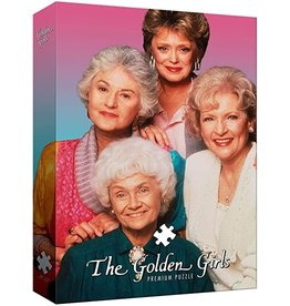 Usaopoly The Golden Girls 'Cast' 1000pcs Puzzle