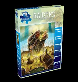 RENEGADE Raiders of the North Sea: Puzzle