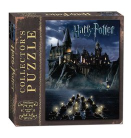 Usaopoly World of Harry Potter Collector's 550 Piece Puzzle
