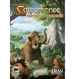 Z-Man Games Carcassonne: Hunters and Gatherers