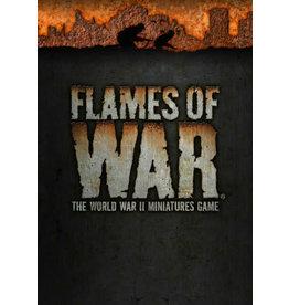 Battlefront Miniatures Flames of War Rulebook (LW Ed 128p A4 HB)