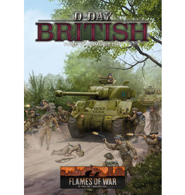 Battlefront Miniatures D-Day British (LW 80p A4 HB)