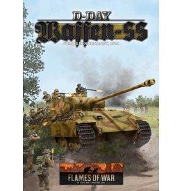 Battlefront Miniatures D-Day: SS (LW 80p A4 HB)