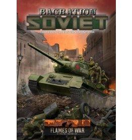 Battlefront Miniatures Bagration: Soviet (LW 100p A4 HB)