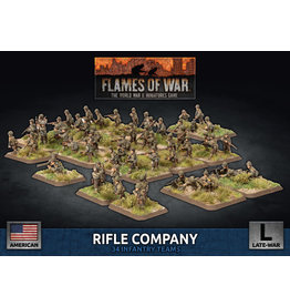 Battlefront Miniatures Rifle Company (plastic)