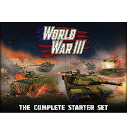Battlefront Miniatures World War III Complete Starter