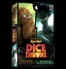 Dice Throne: Season 1 Rerolled - Box 4 Treant v Ninja