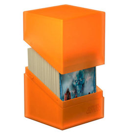 Ultimate Guard BOULDER DECK CASE 100+ POPPY TOPAZ