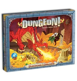 Wizards of the Coast Dungeon! Fantasy Board Game