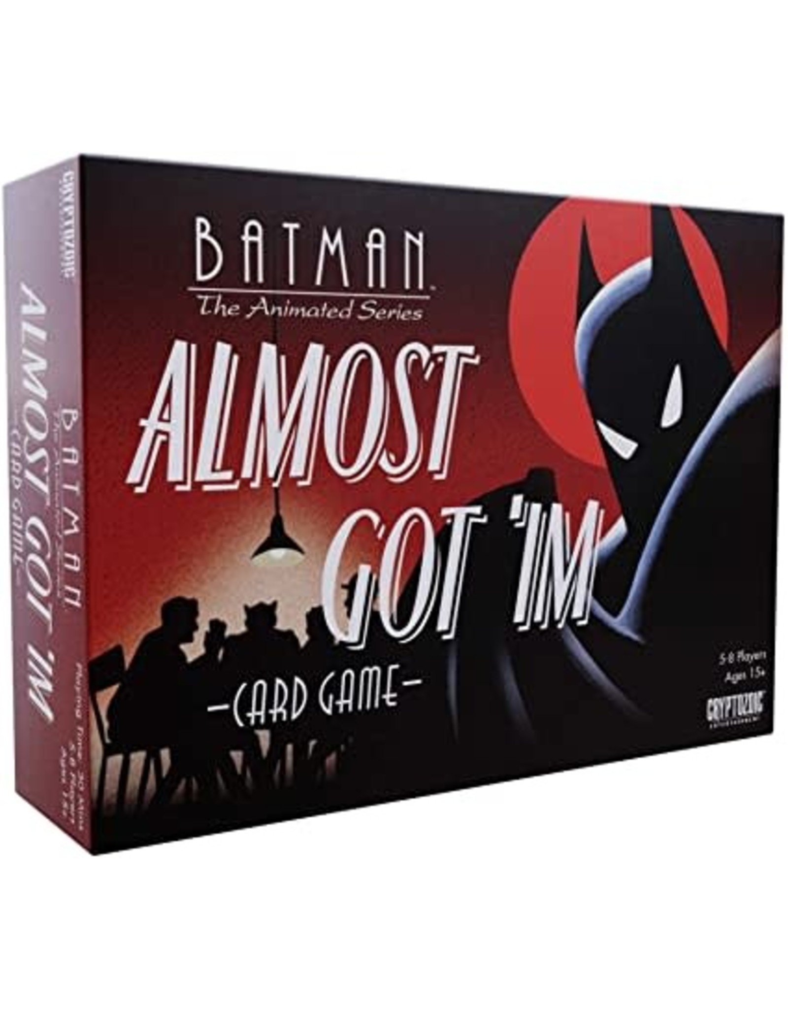 Cryptozoic Batman: Almost got 'im
