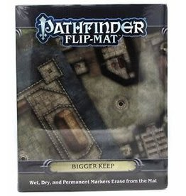 Paizo Pathfinder RPG: Flip-Mat - Bigger Keep