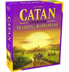 Catan Studios Catan: Traders & Barbarians Game Expansion
