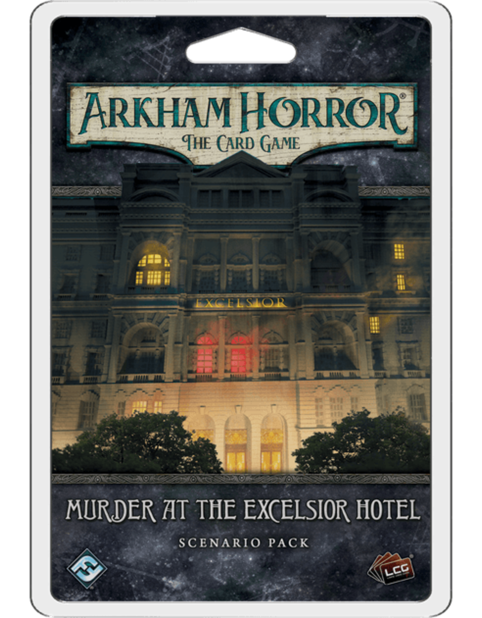 Fantasy Flight Games Arkham Horror LCG: Murder at the Excelsior Hotel