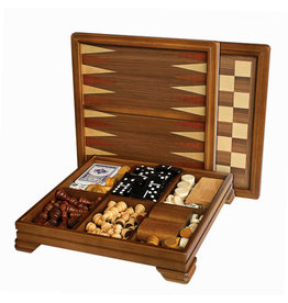 Wood Expressions Walnut Combination Set 7-in-1