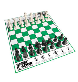 Wood Expressions Learn to Play Chess