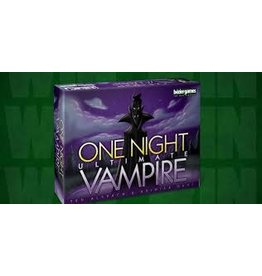Bezier Games One Night: Ultimate Vampire (stand alone or expansion)