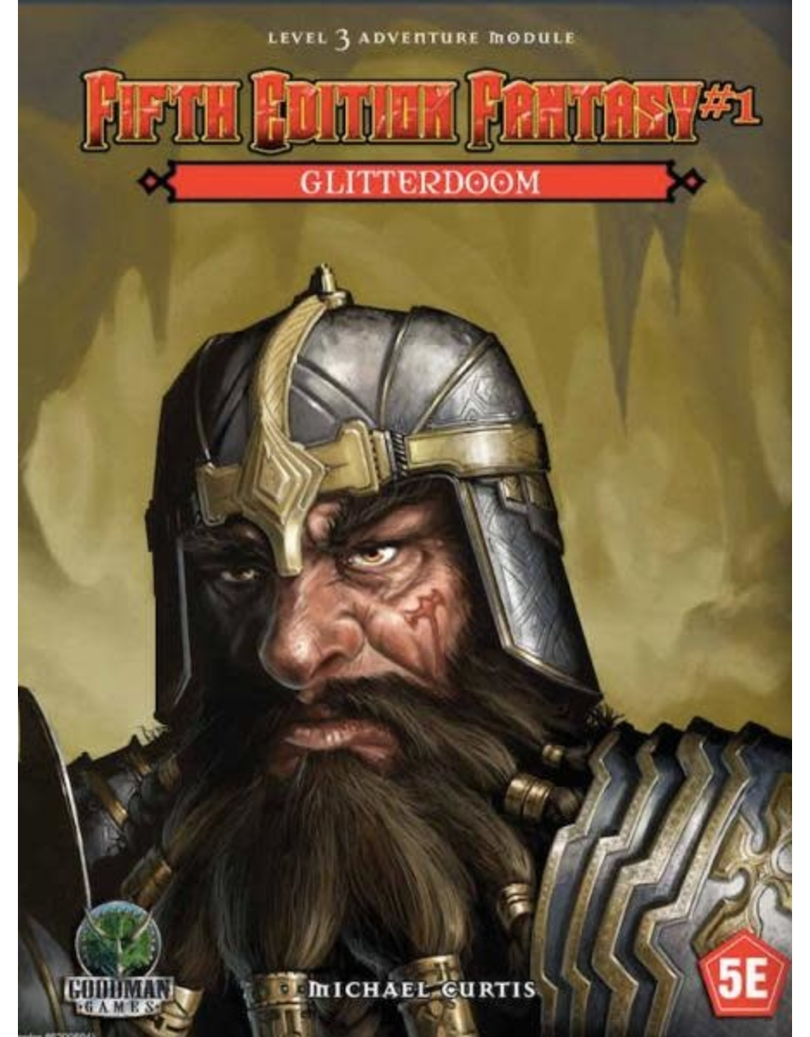 Goodman Games 5th ed Fantasy 1:  Glitterdoom