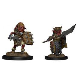 Wizkids WizKids Wardlings: Goblin (Male & Female)